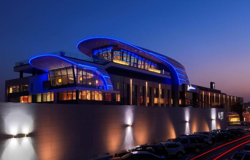 General view Radisson Blu Hotel Kuwait
