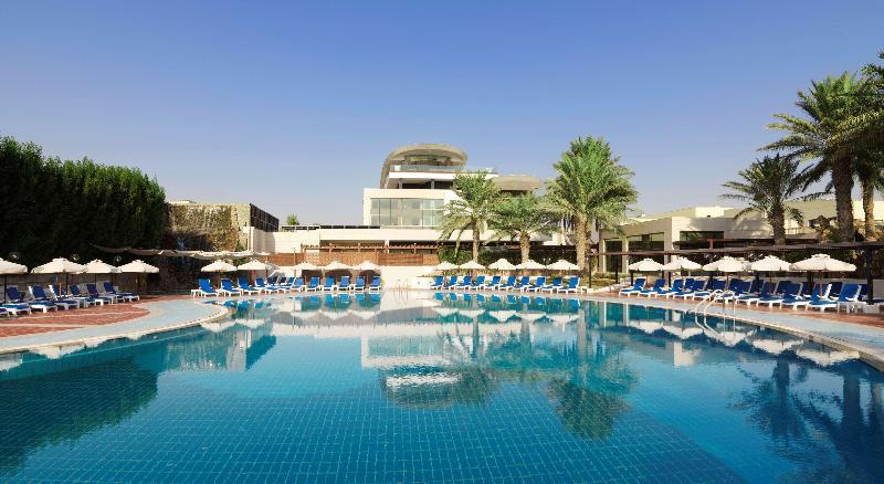 Pool Radisson Blu Hotel Kuwait