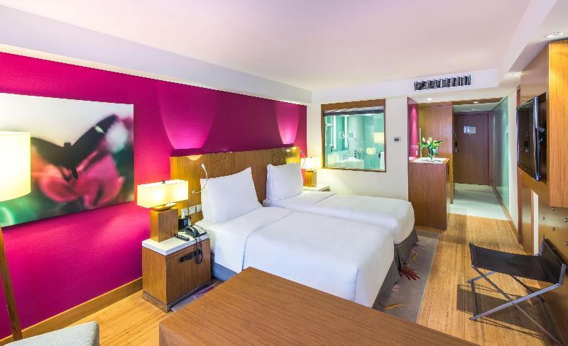 Room Radisson Blu Hotel Kuwait