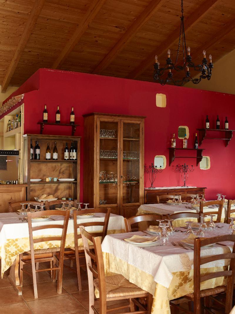 Restaurant Borgo Di Campagna