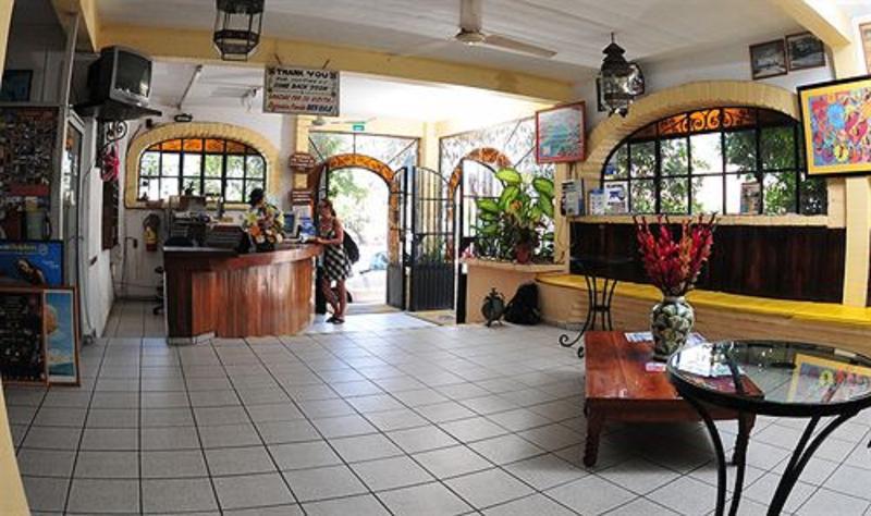 Lobby Tradicional Villa Del Mar