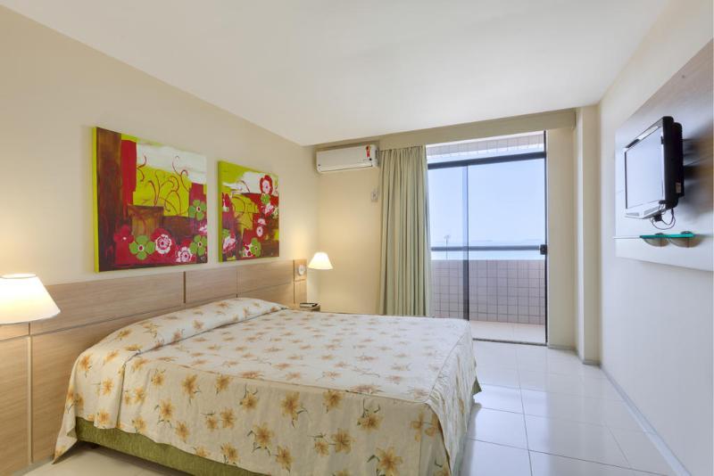 Room Hotel São Luís Praiabella