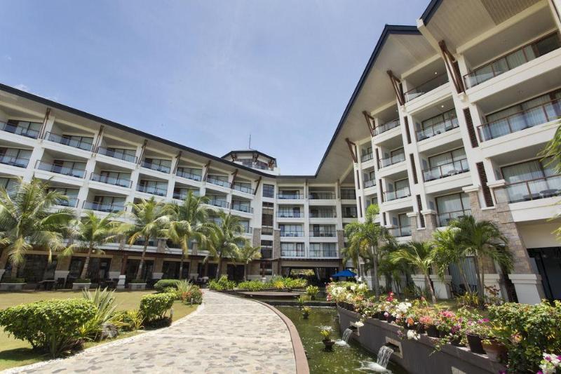 General view The Bellevue Resort, Bohol