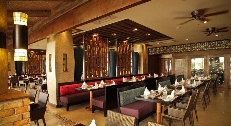 Restaurant The Bellevue Resort, Bohol