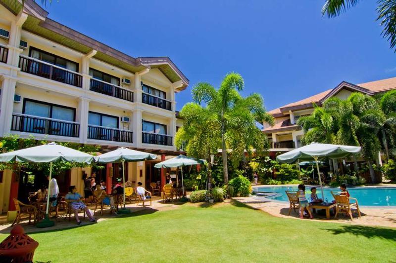General view Boracay Tropics Resorts Hotel