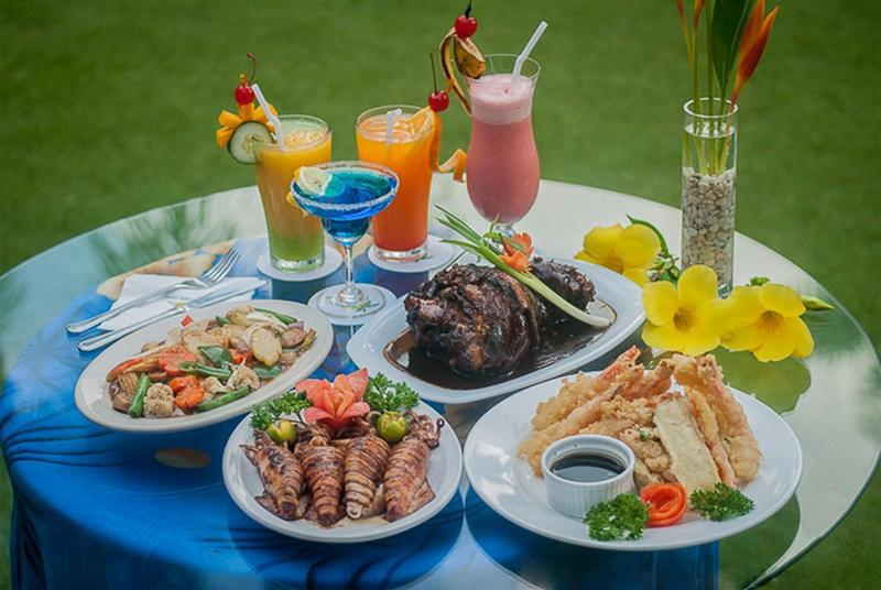 Restaurant Boracay Tropics Resorts Hotel