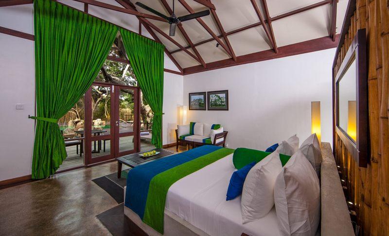 Room Jungle Beach