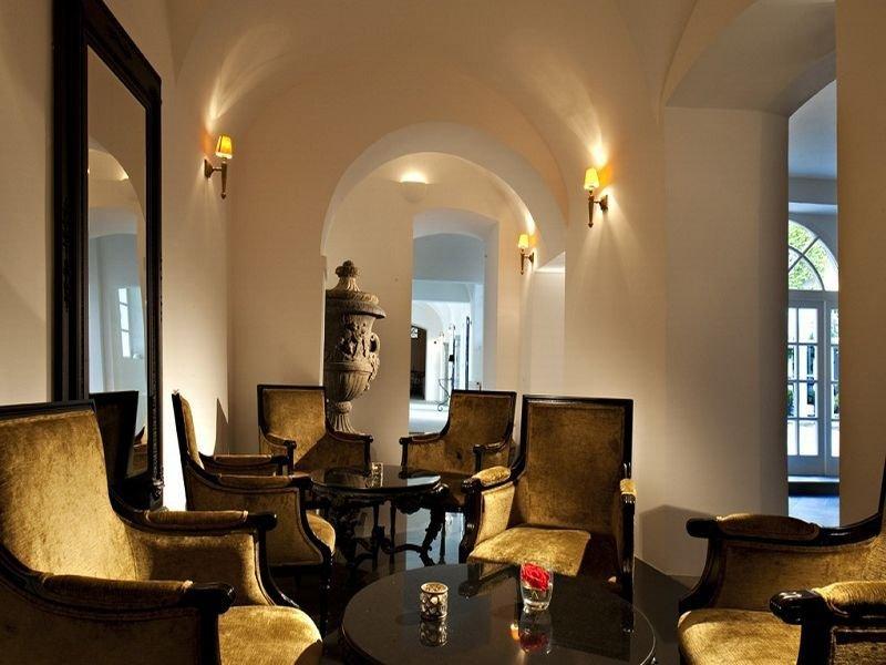 Lobby Antiq Palace Hotel & Spa