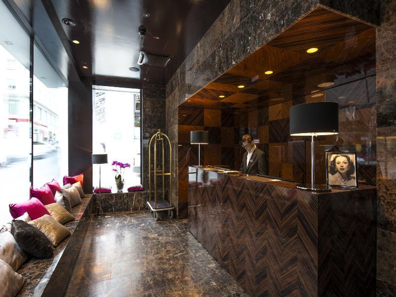 Lobby Hotel Lamee