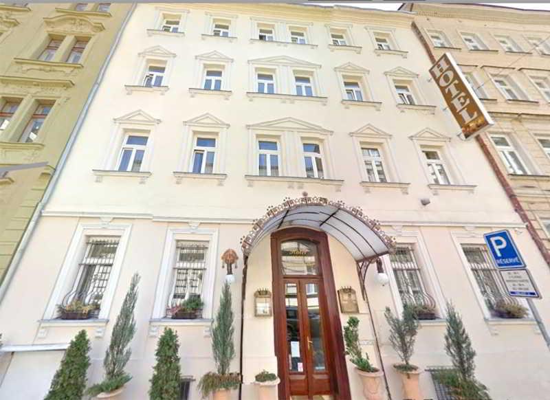 Прага - Donatello Hotel