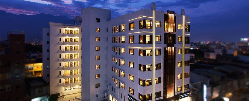 General view Lealea Garden Hotel Hualien
