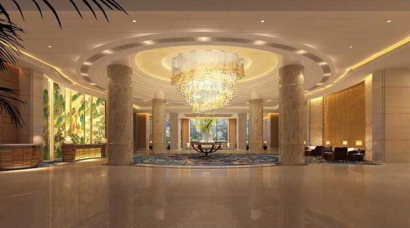 Lobby Shangri-la Changzhou