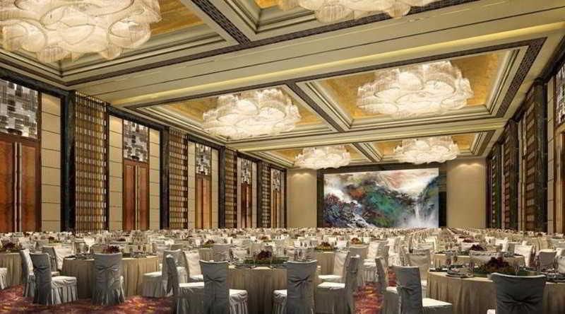 Restaurant Shangri-la Changzhou