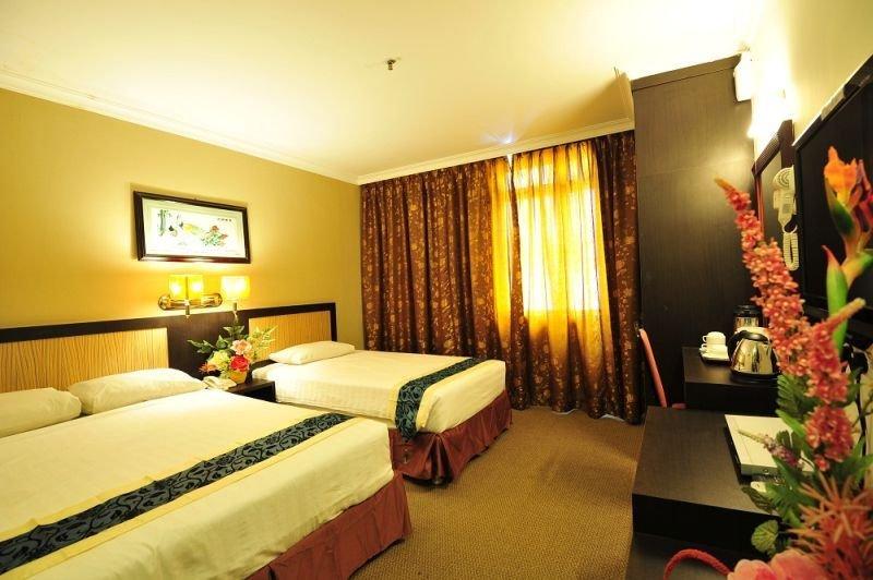 Room Hallmark Leisure Hotel