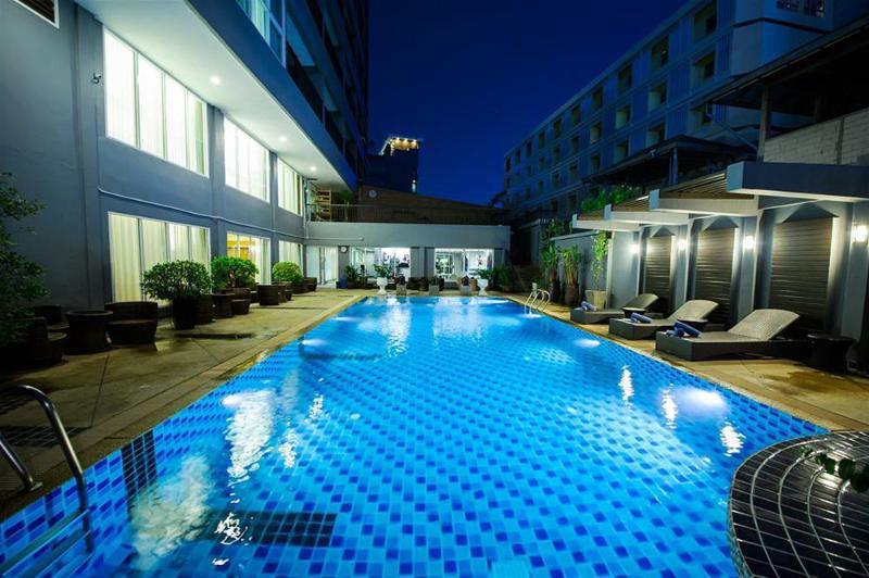 Hotel Selection Pattaya - Pool - 2