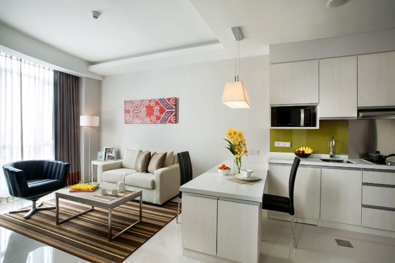 Apartment Executive Two Bedrooms