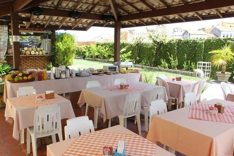 Restaurant Pousada Da Mangueira