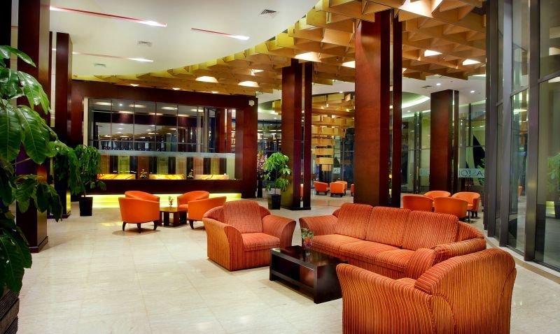 Lobby Aston Palembang Hotel & Conference Center