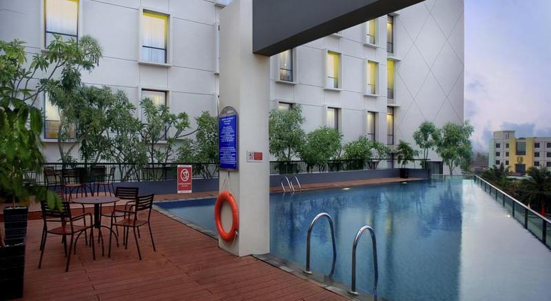 Pool Aston Palembang Hotel & Conference Center