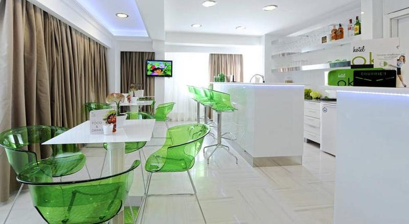 Restaurant Ibis Styles Skopje