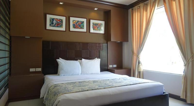 Room Erus Suites Hotel Boracay