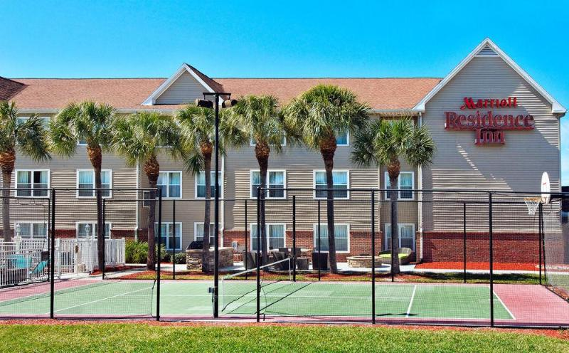 General view Residence Inn By Marriott Fort Myers