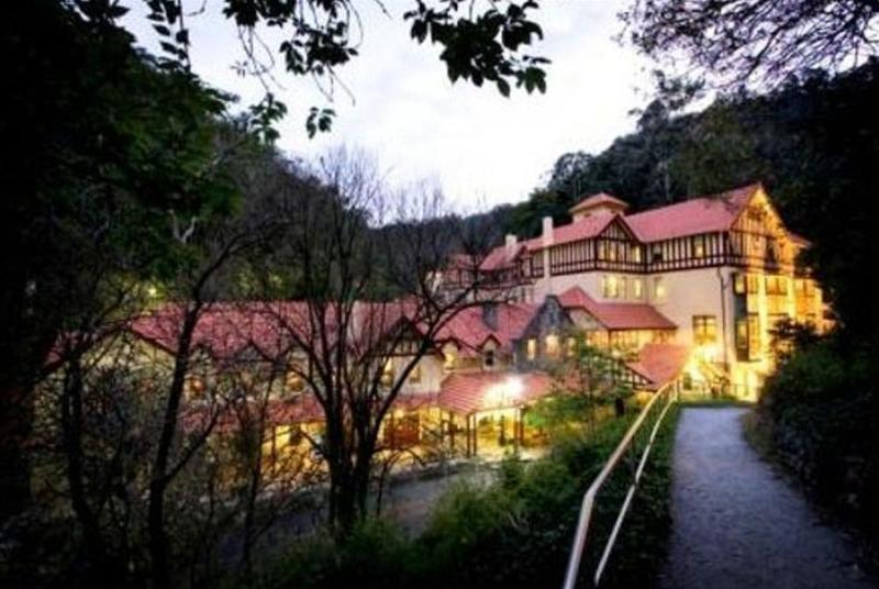 General view Jenolan Caves House