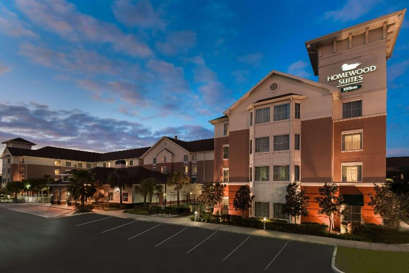 General view Homewood Suites By Hilton Orlando Airport