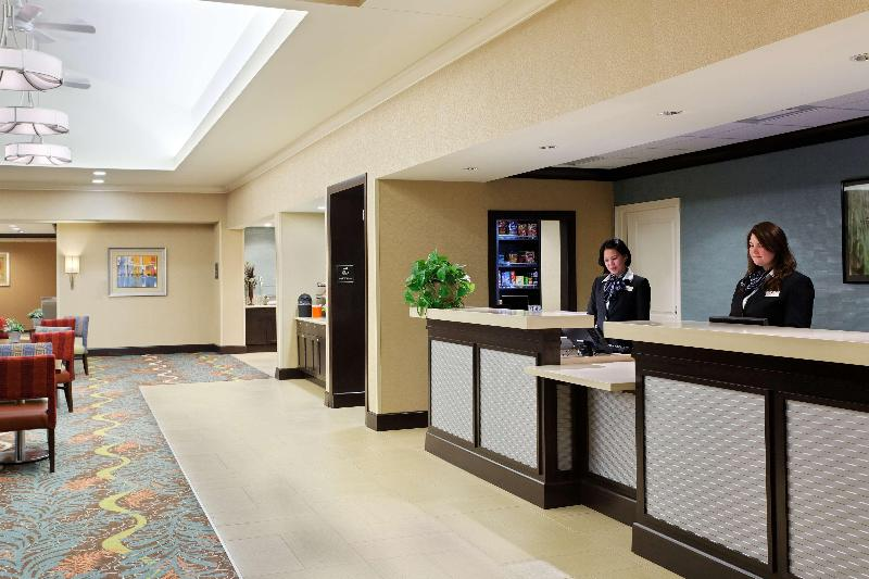 Lobby Homewood Suites By Hilton Orlando Airport