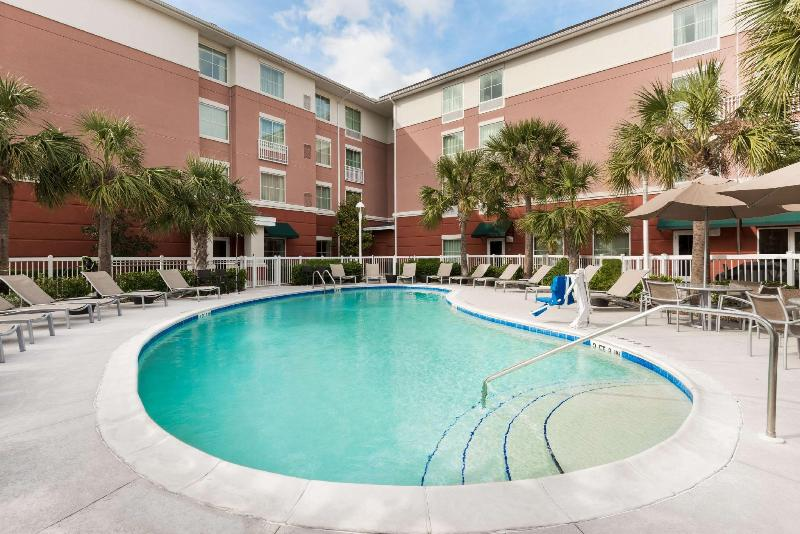 Pool Homewood Suites By Hilton Orlando Airport