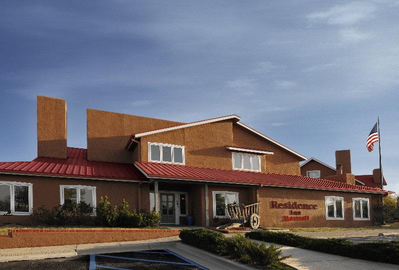 General view Residence Inn Santa Fe