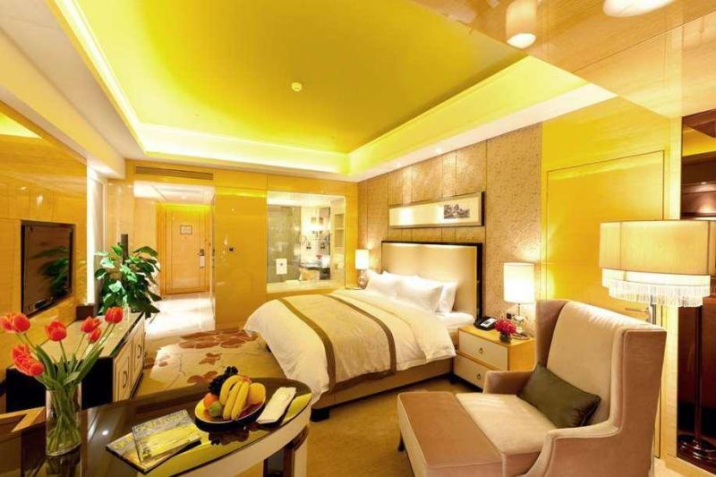 Wyndham Grand Plaza Royale Colorful Yunan Kunming - Room - 1