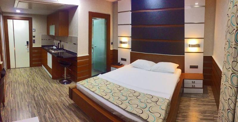 Sehri Saray Apart Hotel - Room - 1