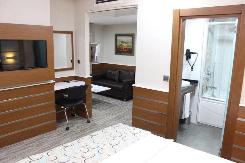 Sehri Saray Apart Hotel - Room - 7