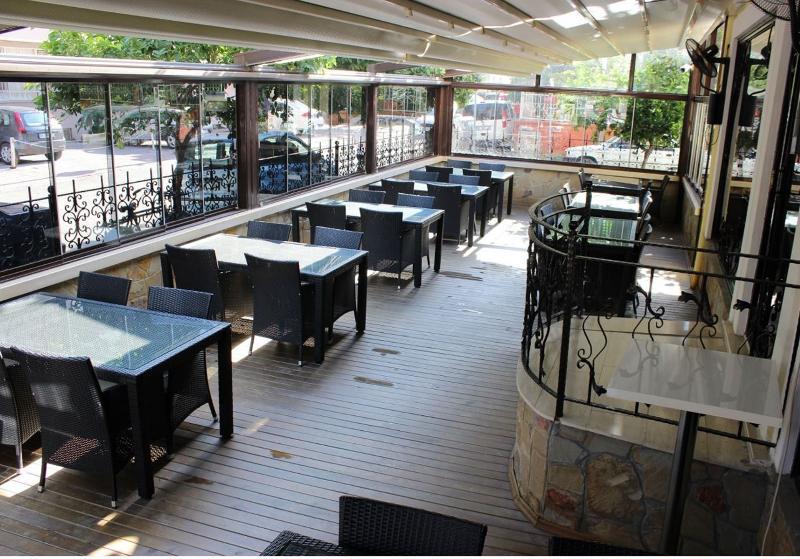 Sehri Saray Apart Hotel - Terrace - 10