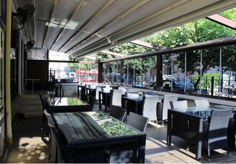 Sehri Saray Apart Hotel - Terrace - 11