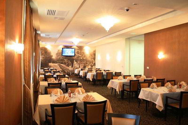 Restaurant Hotel Crystal