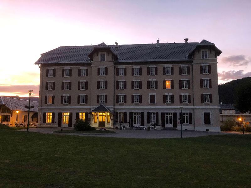General view Best Western Grand Hotel De Paris