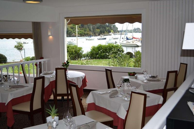 Restaurant Best Western Roof