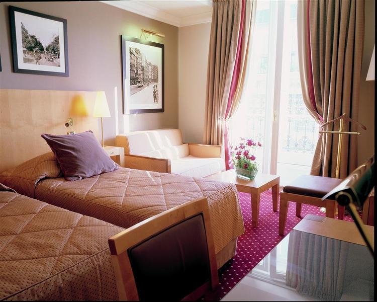 Best Western Premier Royal Saint Michel - Room - 8