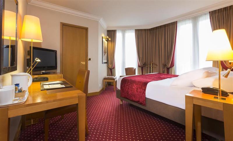 Best Western Premier Royal Saint Michel - Room - 9