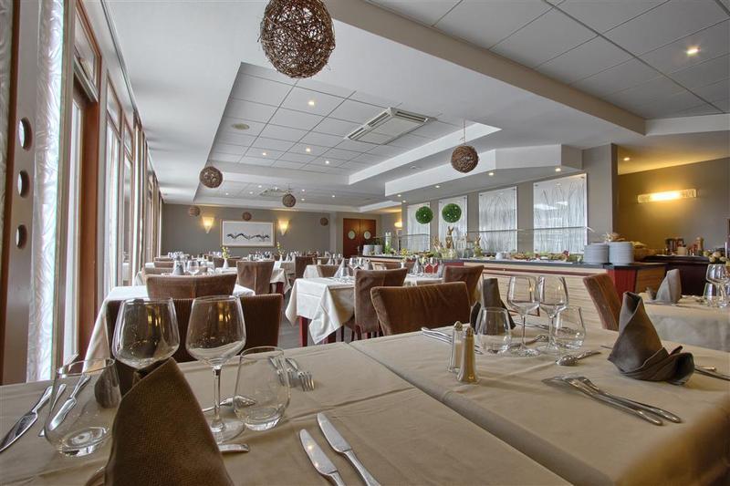 Restaurant Best Western Hotel Golf & Spa De La Foret D\'orient