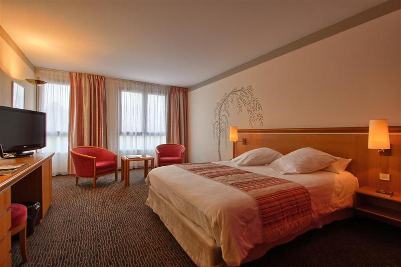 Room Best Western Hotel Golf & Spa De La Foret D\'orient