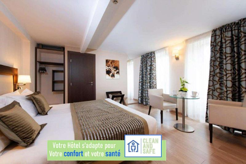 Best Western Belfort - Hotel - 3
