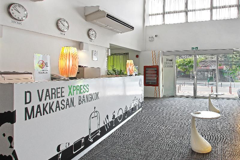 General view D Varee Xpress Makkasan