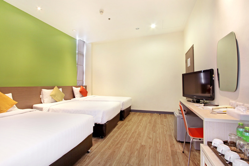 Room D Varee Xpress Makkasan