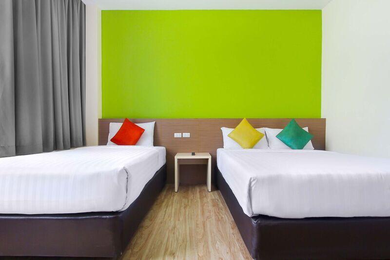 Room D Varee Xpress Makkasan