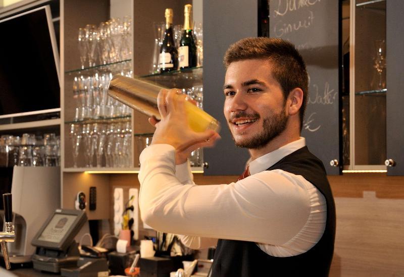 Bar Best Western Premier Hotel Villa Stokkum