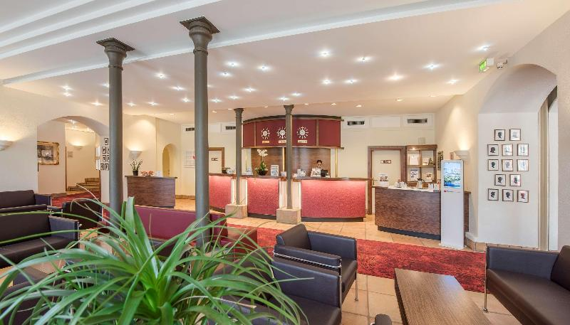 Lobby Best Western Premier Hotel Villa Stokkum