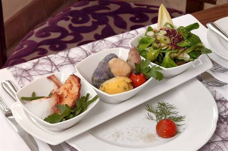Restaurant Best Western Premier Hotel Villa Stokkum